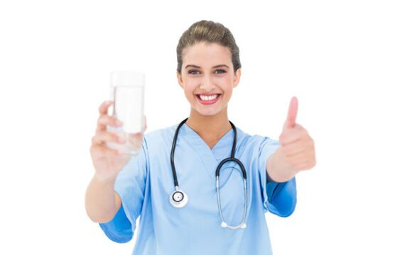 nurse-water-thumbs-up